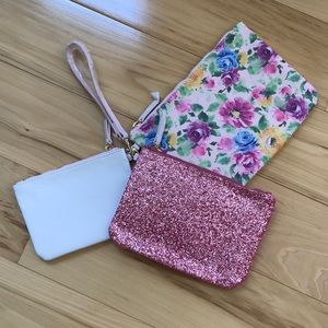 Set of 3 wristlets. NWT.